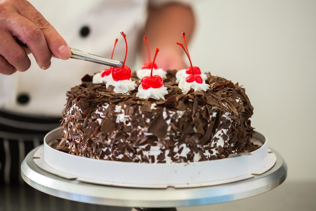 【給前世情人的老派甜心】不被世俗打擾的黑森林蛋糕