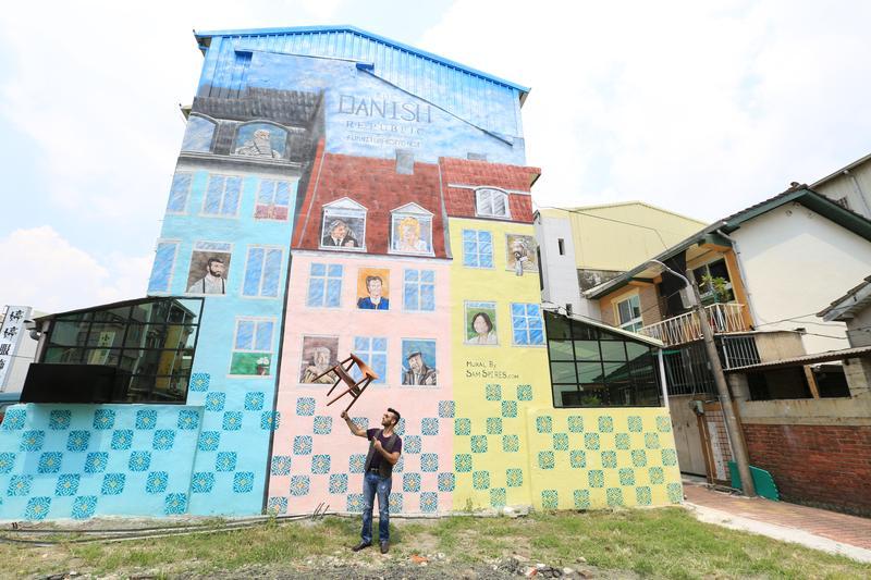 台南小街遇見童話國度丹麥