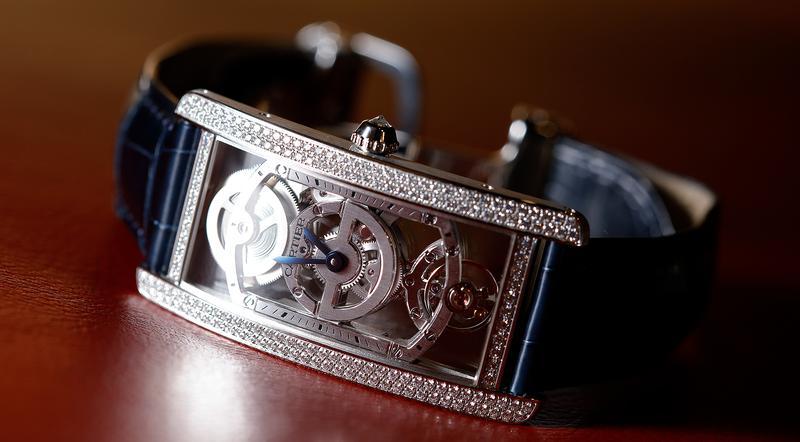 【錶壇焦點】坦克總算來了!卡地亞「珍稀.時刻」腕錶展