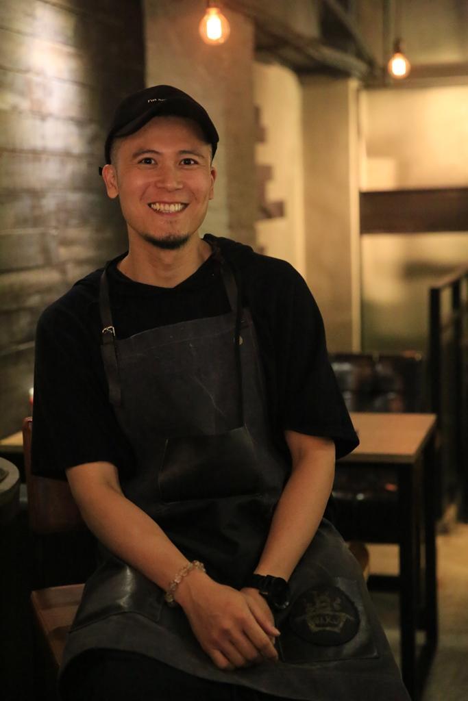 店長梁凱超曾在數家燒烤名店歷練4年,服務過許多名人,因此會特別留意小細節,能與客人更貼近。