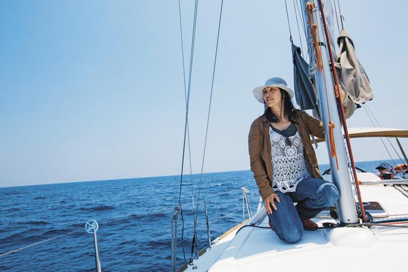 【鏡相人間】陸上行舟 航海的女人葉麗萍上岸後
