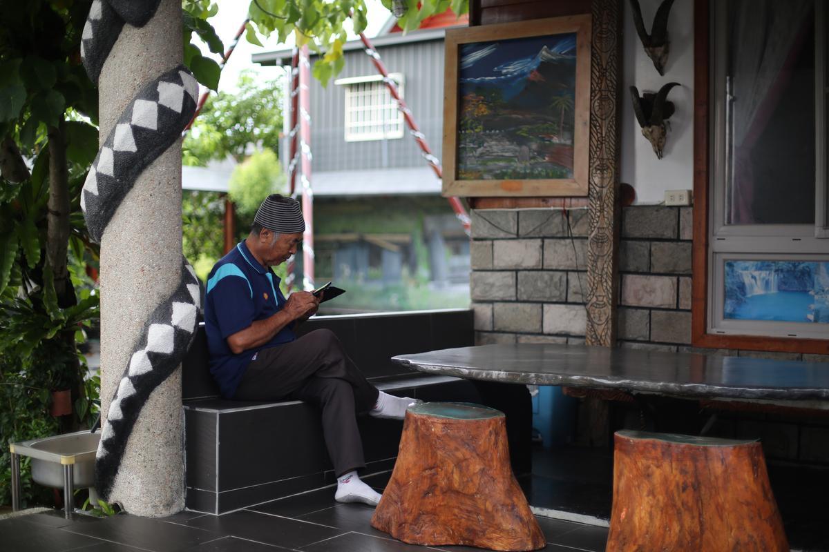 Akame位於禮納里靜謐安寧的好茶部落。
