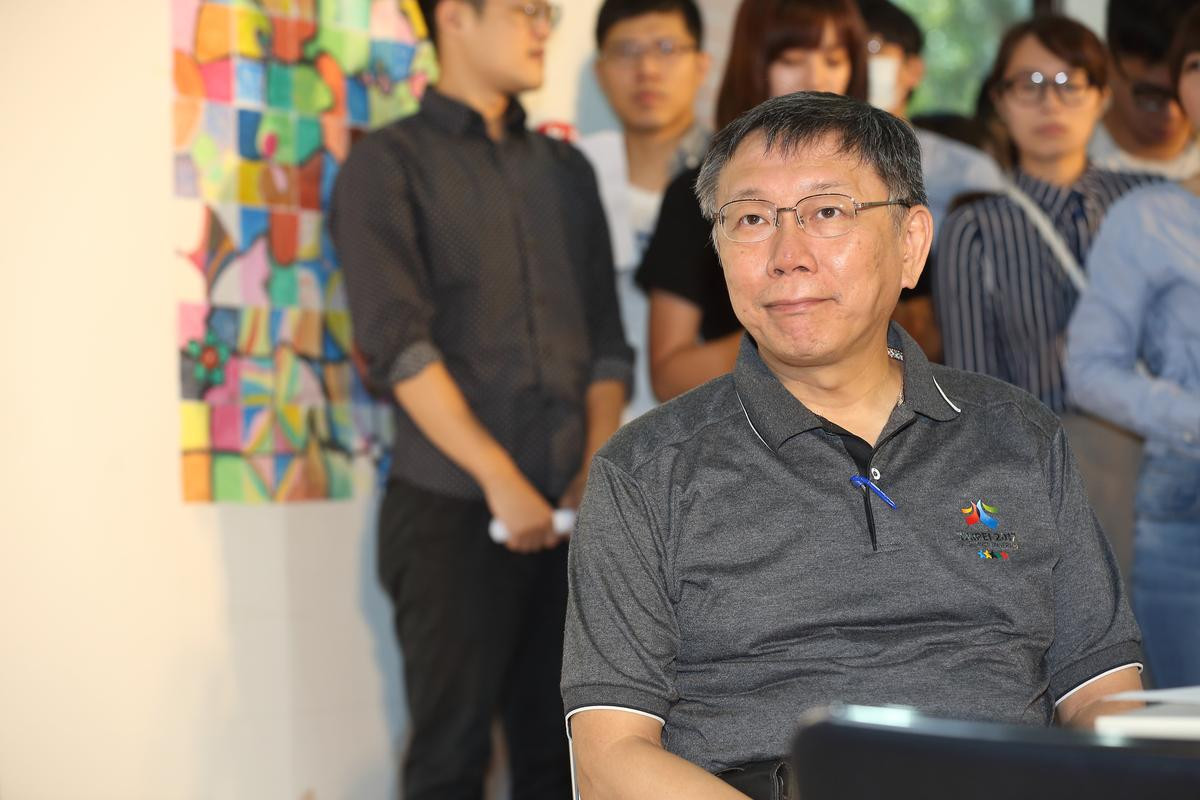 台北市長柯文哲擬把南門市場遷至博愛特區,決策過程卻未先照會小英政府。
