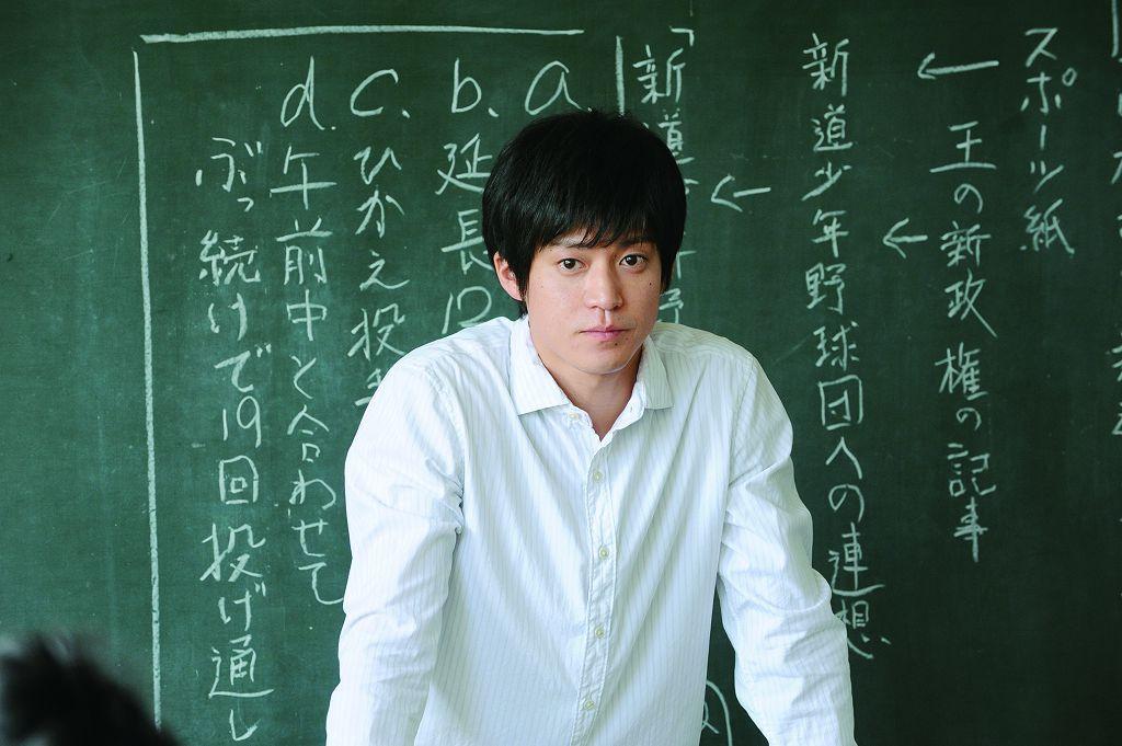 小栗旬說北村讓他想起自己的高中時期,「畢竟我也有過青春」。(車庫娛樂提供)