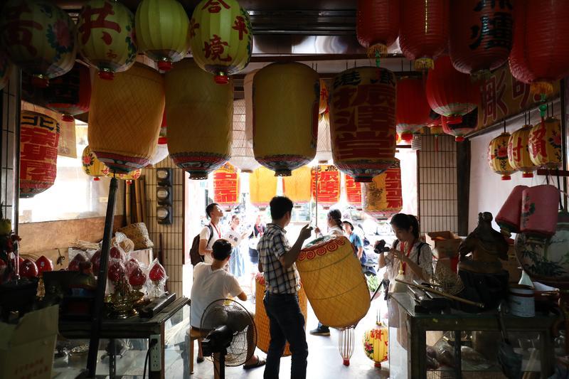 【攝影筆記】我在春秋美術社 看見傳統工藝與世代傳承