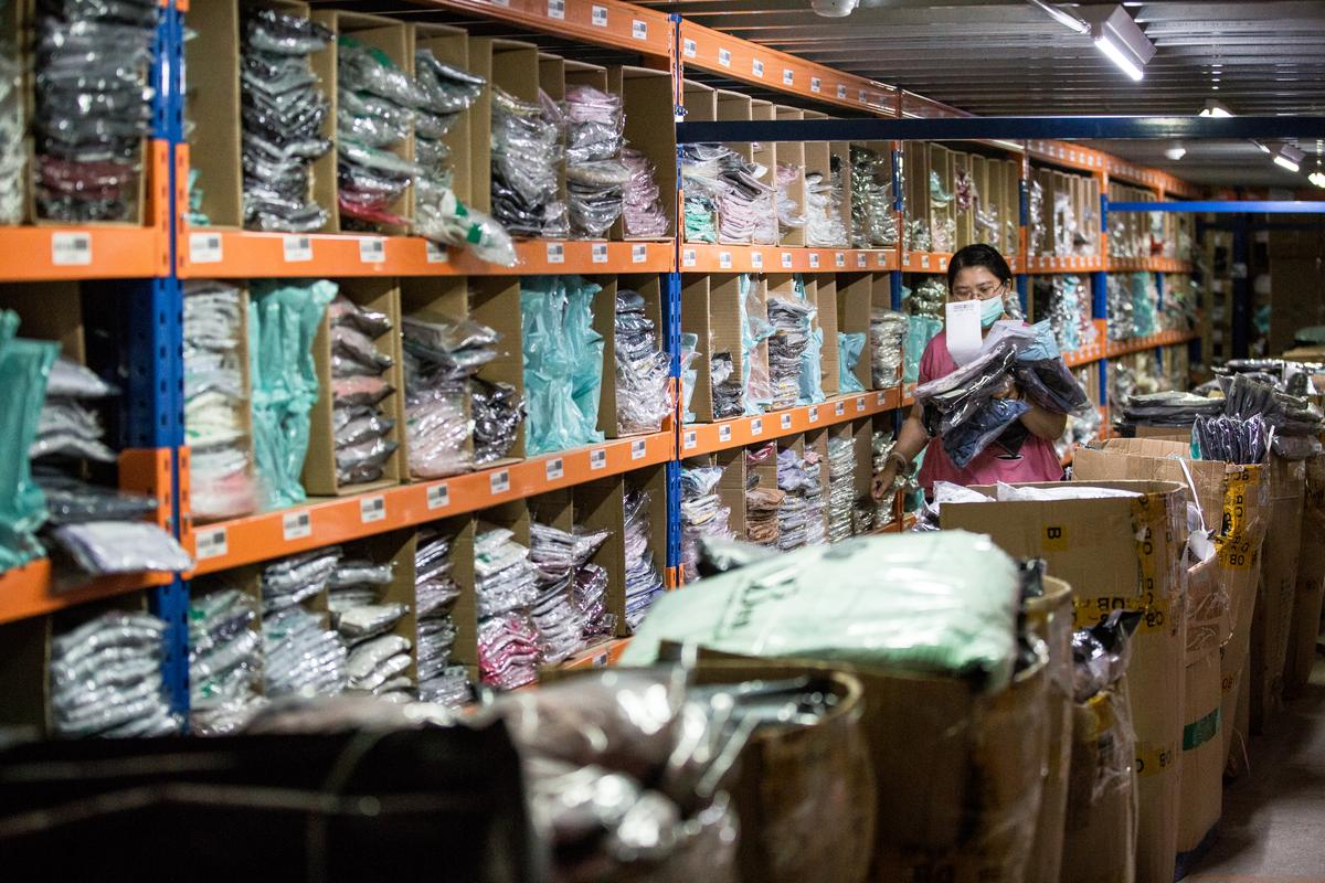 OB嚴選皆採現貨制,買家今日下訂,隔日可到貨。