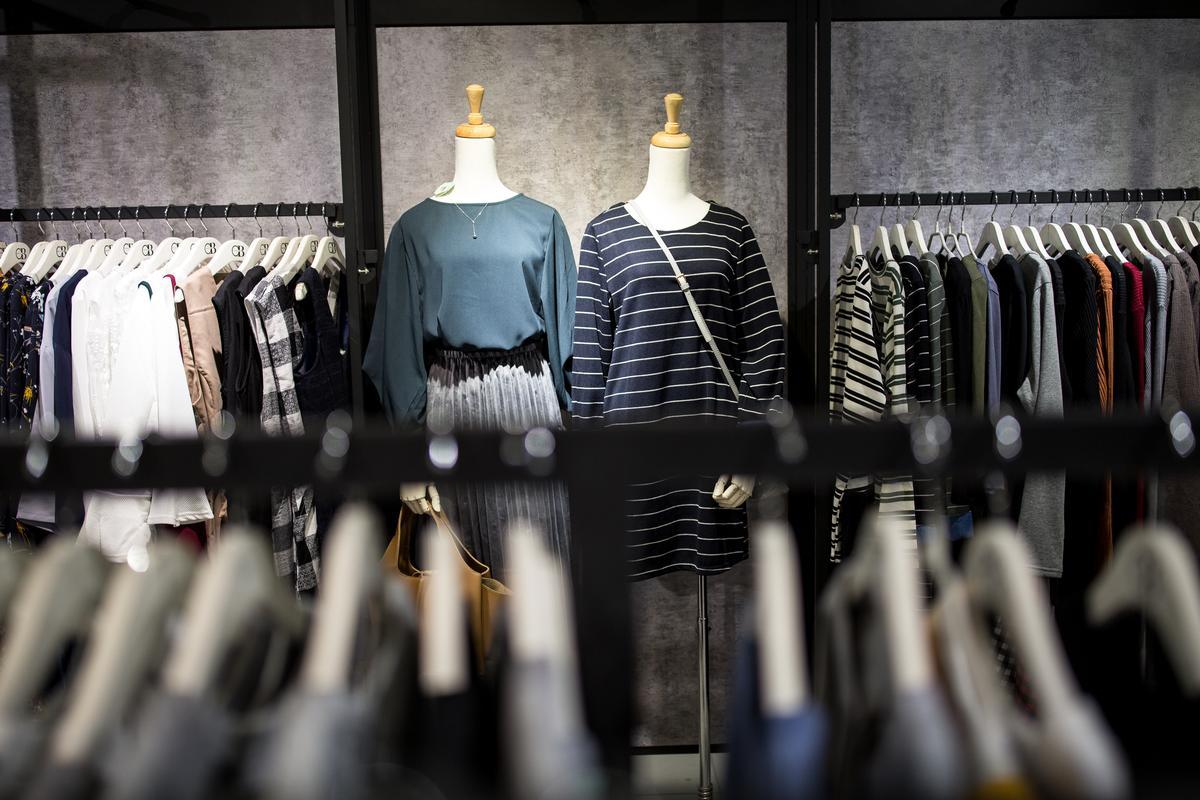 OB嚴選主打平價快時尚,讓不同年齡層的女生都能找到合適商品。