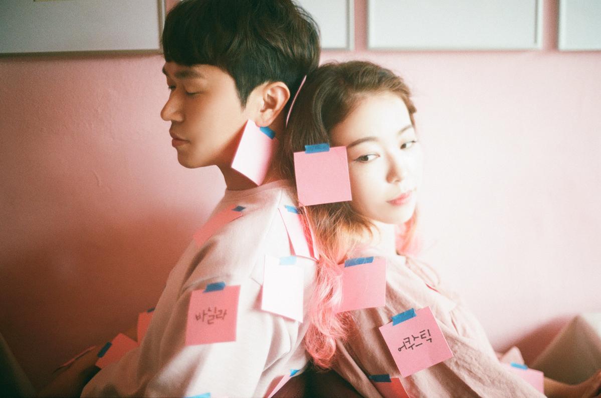 韓國清新組合Vanilla acoustic將擔任五月的VOICE UP讚聲演唱會的壓軸場演出。(寬宏藝術提供)
